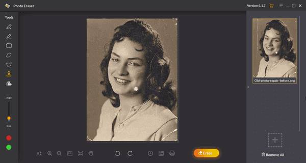 The Complete Guide to Restore Old Photo.