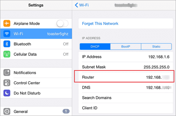 "Use ""WiFi Password"" in Cydia"