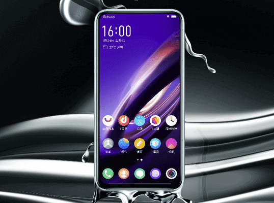 Vivo Apex 2019 is one of the best 5G supported Android mobiles.