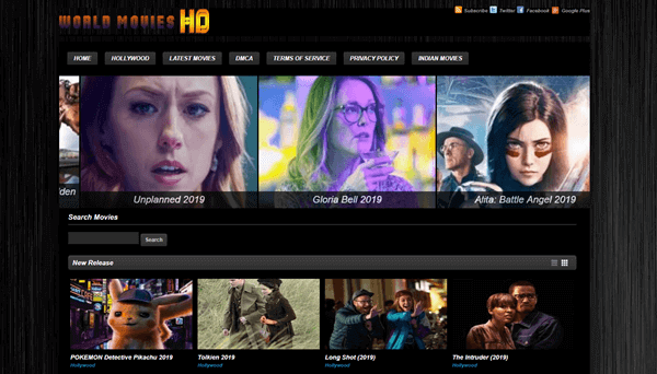 WorldMoviesHD is a complete movie package of Hollywood movies.