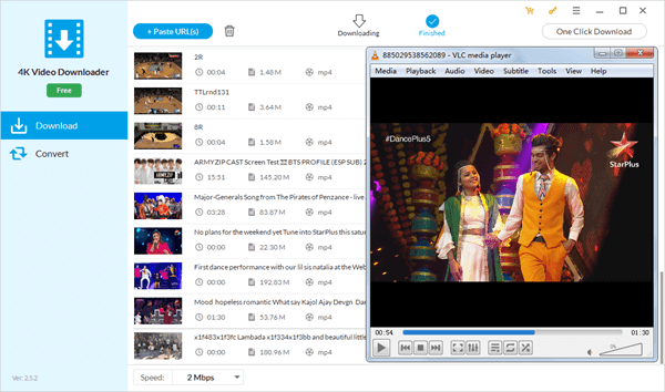 Jihosoft 4K Video Downloader is not an online video downloader, but works better than most of them.