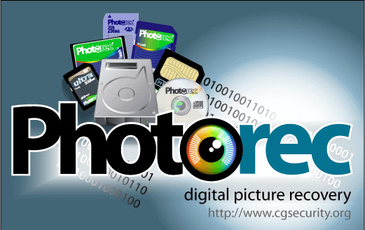 PhotoRec has been known as one of the best free photo recovery software for Windows and Mac users.