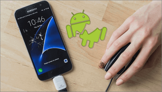 How to Enable USB Debugging on Broken Screen Android.