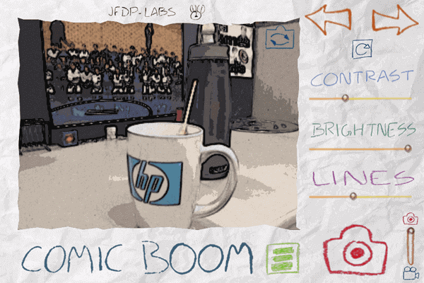 If you want to transform your real world into a comic book then Paper Camera is tailored only for you.