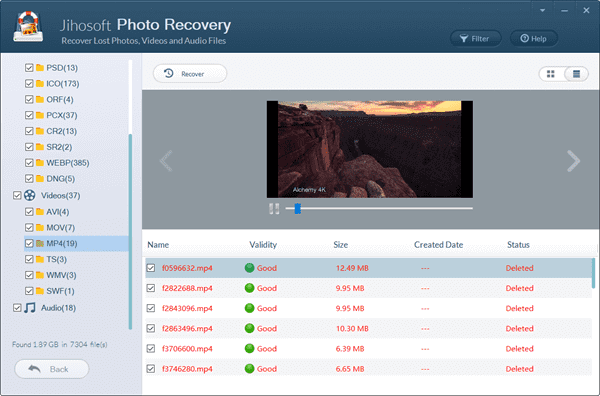 Simple Steps to Recover Pictures from Hard Drive