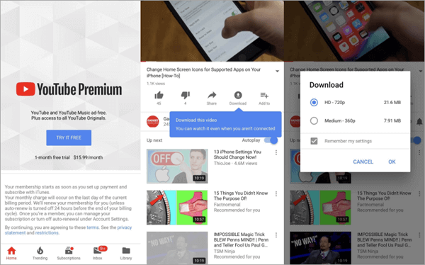 Get YouTube Premium.
