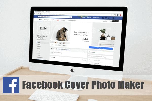 Facebook Cover Photo Maker.