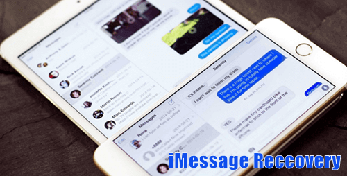 Recover Deleted iMessages on iPhone