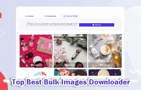 Bulk Download Images
