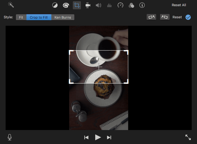 iMovie, which comes inbuilt with the Mac operating system, will be firstly recommended.