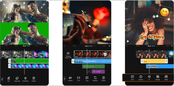 Viva Video has the most up-to-date music library for your video.