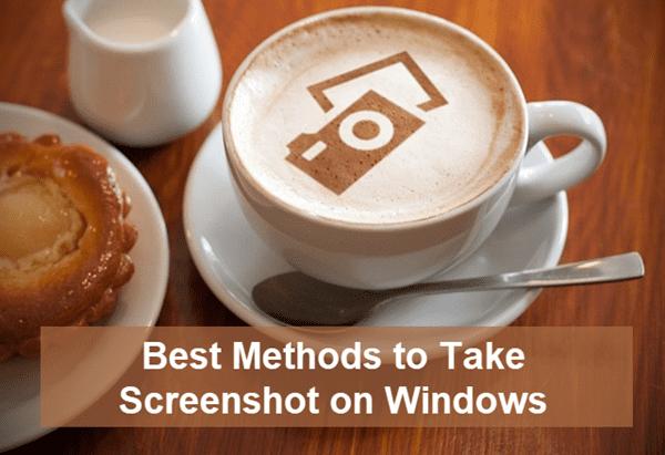 How to Take Screenshot