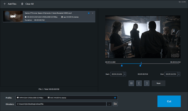 Jihosoft Video Editor is a free video editing software for PC.