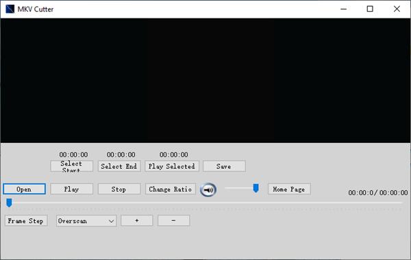 MKV Cutter is a freeware to cut h.264 mkv files frame accurate.
